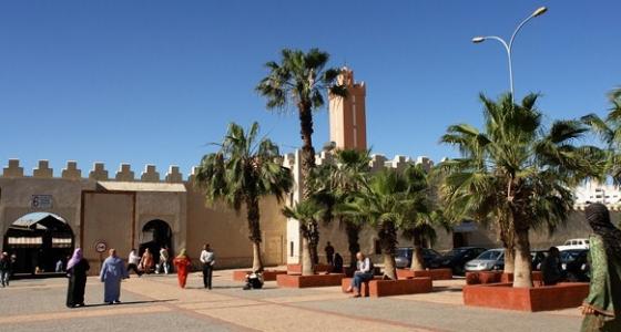المجلس الجماعي لأكادير يوضح للرأي العام الأوضاع بسوق الأحد أكادير
