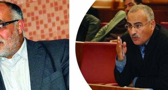 النائبين عيسى امكيكي و عبد الله أوباري يعرضان حصيلة العمل البرلماني