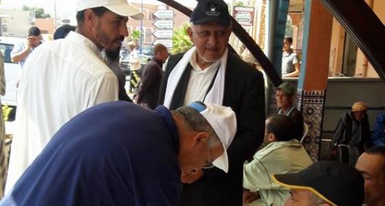 عبد الله أوباري يشرح تفاصيل التشويش المتعمد الذي تعرضت له حملة حزب العدالة و التنمية بجماعة تامري دائرة أكادير إداوتنان: