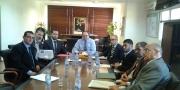 بلاغ حول لقاء تواصلي مع إدارة الوكالة المستقلة المتعددة الخدمات